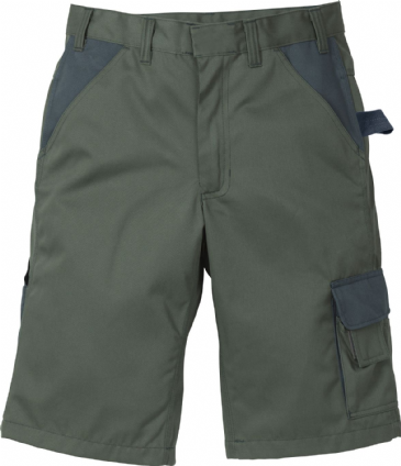 Fristads Icon Shorts 2020 LUXE / 100808 (Light Army Green/Army Green)